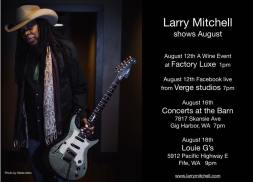 Larry Mitchell Show