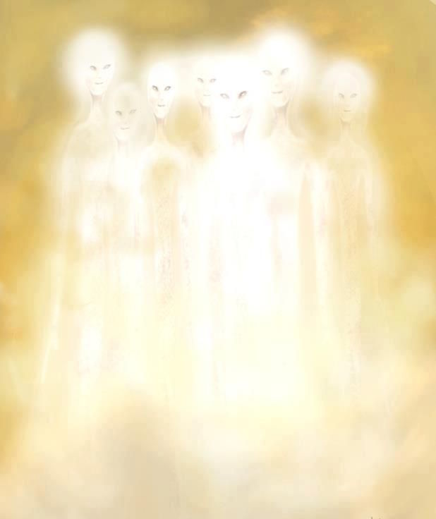 Tall.Light.Beings