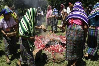 El Salvador Indigenous Ceremony