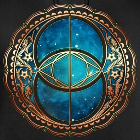 vesica.ornate