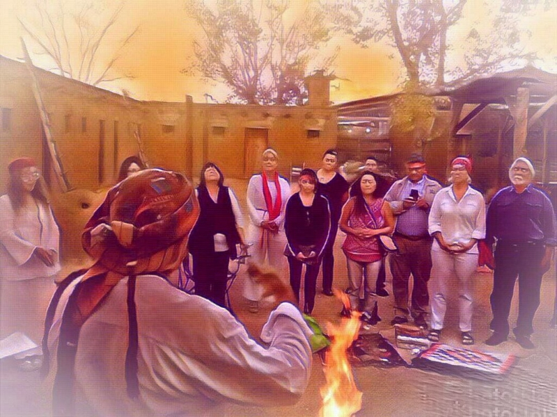EG Fire Ceremony